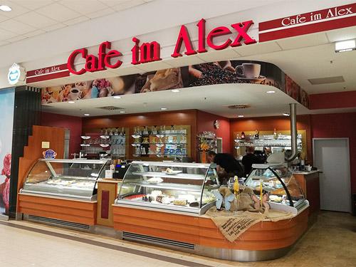 Café im ALEX